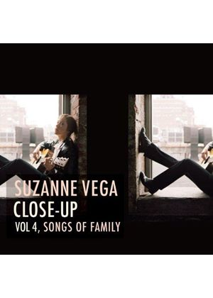 Suzanne Vega - Close-Up, Vol. 4 (Songs of Family) (Music CD)