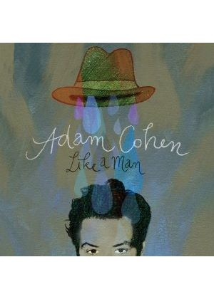 Adam Cohen - Like a Man (Music CD)