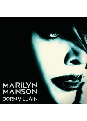 Marilyn Manson - Born Villain (Parental Advisory) [PA] (Music CD)