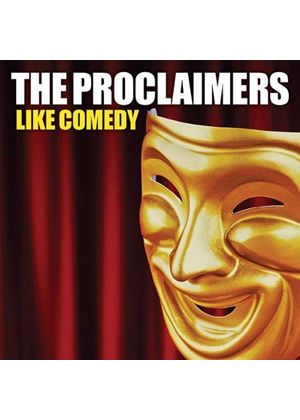 Proclaimers (The) - Like Comedy (Music CD)