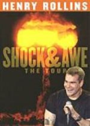 Henry Rollins - Shock And Awe - Spoken Word