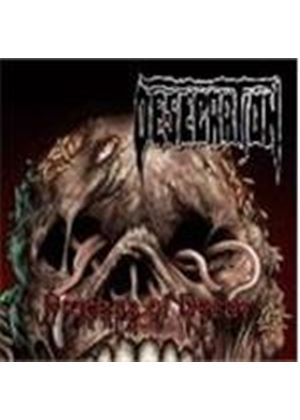 Desecration - Process Of Decay (Music Cd)