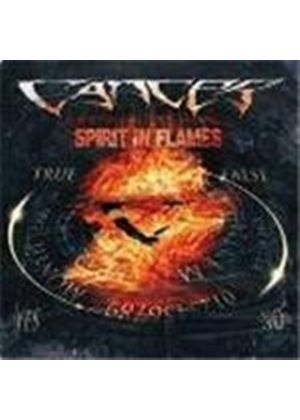 Cancer - Spirit In Flames (Music Cd)