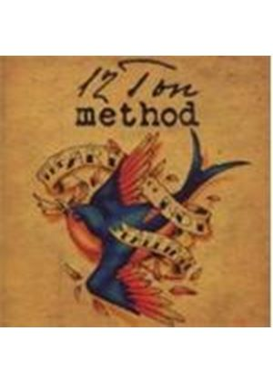12 Ton Method - The Art Of Not Falling [CD + 12 Inch]