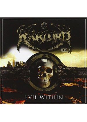 Warlord - Evil Within' (Music CD)
