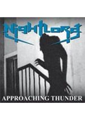 Nightlord - Approaching Thunder (Music CD)