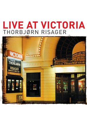 Thorbjorn Risager - Love at Victoria (Music CD)