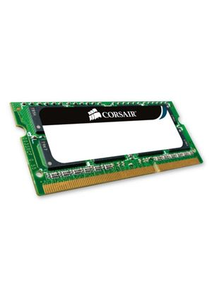 Corsair Value Select - Memory - 4 GB - SO DIMM 200-pin - DDR2 - 800 MHz / PC2-6400 - unbuffered