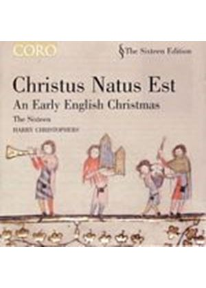 Various Composers - Christus Natus Est: An Early English Christmas (Music CD)