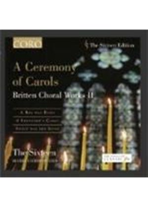 Britten - CEREMONY OF CAROLS [SIXTEEN CHRISTO