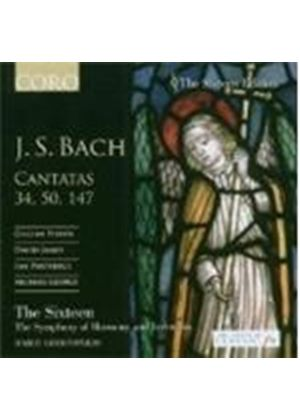 Bach: Cantatas Nos 34, 50 and 147