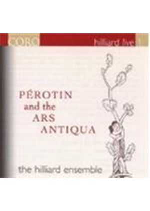 Hilliard Ensemble, The - Hilliard Live 1 - Perotin And The Ars Antiqua (Music CD)