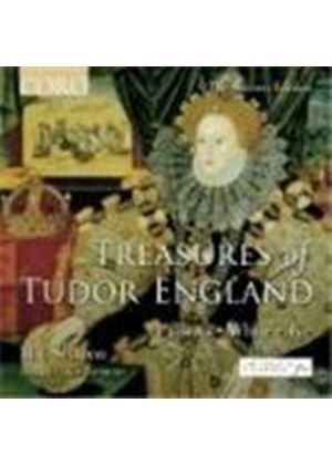 Parsons/Tye/White - Treasures Of Tudor England (Christophers, The Sixteen) (Music CD)