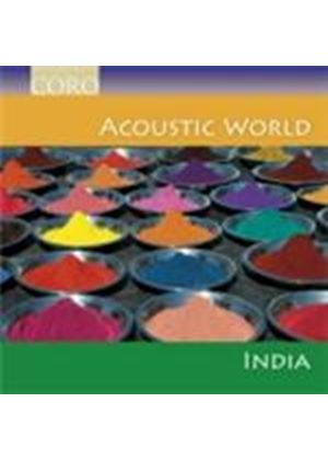 Acoustic World: India (Music CD)
