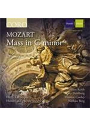 Mozart: Mass in C Minor (Music CD)