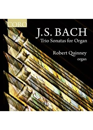 Bach: Trio Sonatas for Organ (Music CD)