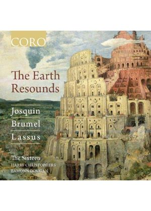 Earth Resounds (Music CD)