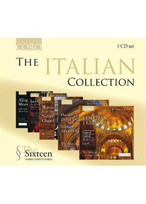 Italian Collection (Music CD)