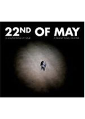 M.G.R. - 22nd Of May (Music CD)