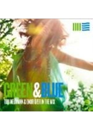 Various Artists - Green And Blue (Mixed By Tobi Neumann And Onur Ozer) (Music CD)