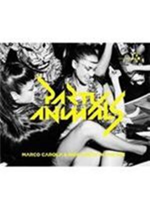 Various Artists - Party Animals (Mixed By Marco Carola & Nick Curly) (Music CD)