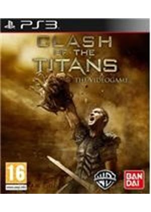Clash of the Titans - The Videogame (PS3)
