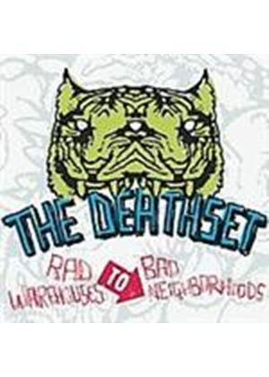 Death Set (The) - Rad Warehouses To Bad Neighborhoods (Deluxe Edition) [Digipak] (Music CD)