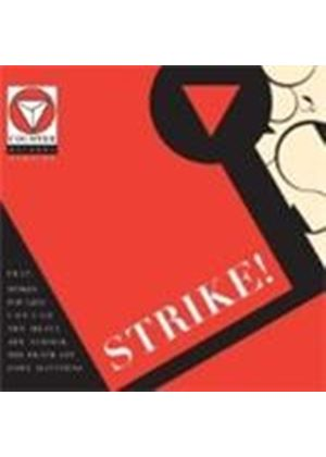Various Artists - Strike (Counter Records Sampler) (Music CD)