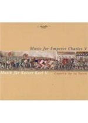Music for Emperor Charles V (Music CD)