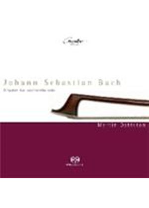 Bach: (6) Cello Suites [SACD] (Music CD)