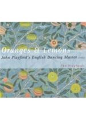 "Playford: Oranges and Lemons - Tunes from ""The English Dancing Master"" (Music CD)"