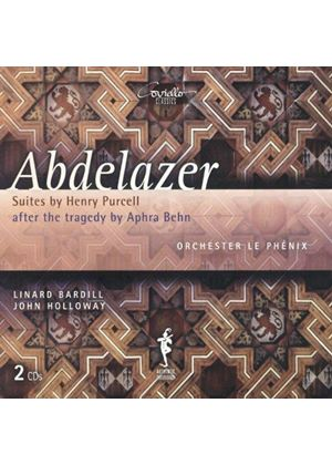 Abdelazer: Suites by Henry Purcell (Music CD)