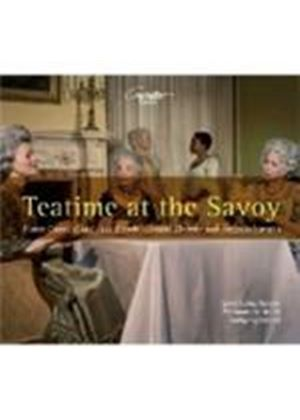 Teatime at the Savoy - Finest Classical & Jazz Blends (Music CD)