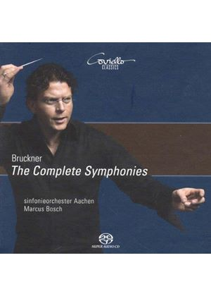 Bruckner: The Complete Symphonies [SACD] (Music CD)