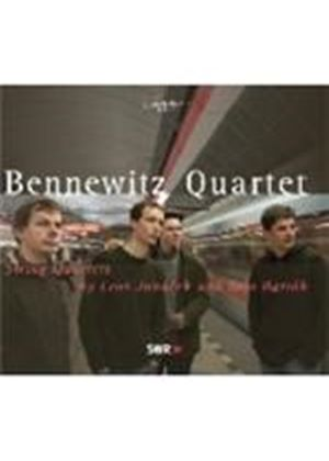 Janacek; Bartok: String Quartets (Music CD)