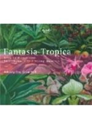 Geza: Fantasia Tropica (Music CD)