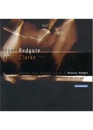 Clarke, J; Redgate: Piano Works (Music CD)