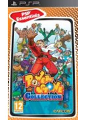 Power Stone Collection - Essentials (PSP)