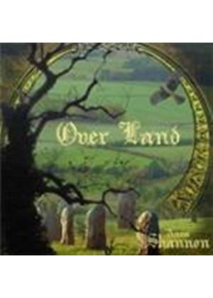 Anna Shannon - Over Land (Music CD)