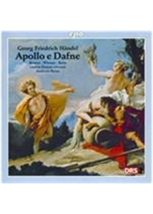 Handel: Apollo e Dafne (Music CD)