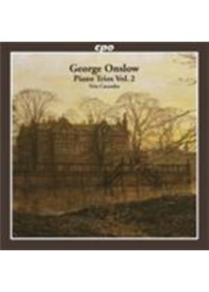 Onslow: (Complete) Piano Trios Vol. 2 (Music CD)