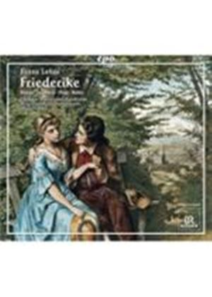 Lehar: Friederike (Music CD)