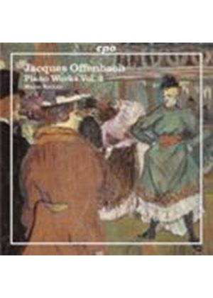 Offenbach: Piano Works, Vol 3 (Music CD)