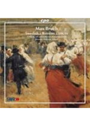 Bruch: Russian and Swedish Dances (Music CD)