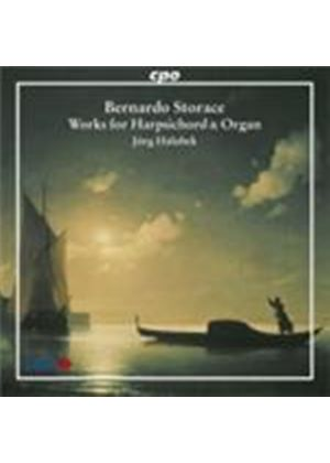 Storace: Harpsichord and Organ Works (Music CD)