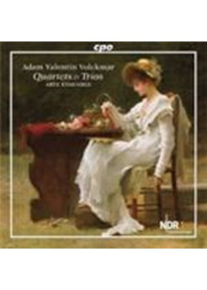 Volckmar: Trios and Quartets (Music CD)