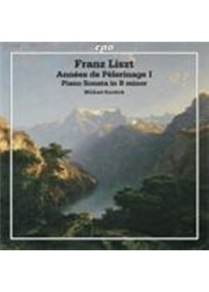 Liszt: Annees de Pelerinage Year I; Piano Sonata (Music CD)