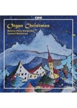 Organ Christmas (Music CD)