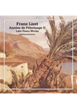 Liszt: Années de Pelerinage, Vol 2 (Music CD)