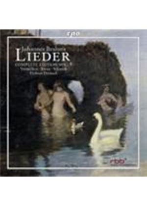Brahms: Lieder, Vol 9 (Music CD)